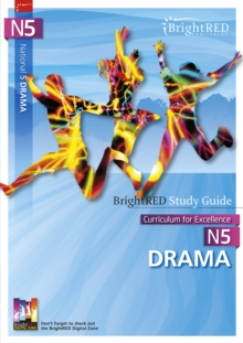 BrightRED Study Guide N5 Drama : N5, Paperback
