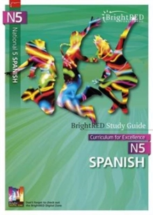 BrightRED Study Guide N5 Spanish : N5, Paperback
