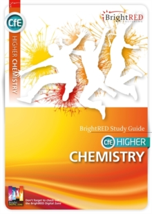 BrightRED Study Guide CFE Higher Chemistry, Paperback
