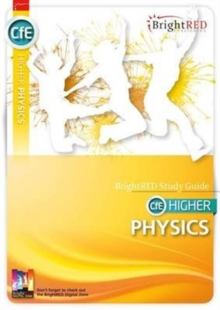 BrightRED Study Guide CFE Higher Physics, Paperback