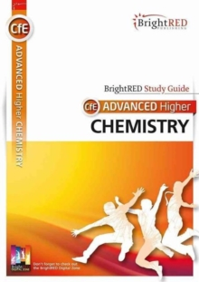 BrightRED Study Guide CFE Advanced Higher Chemistry, Paperback