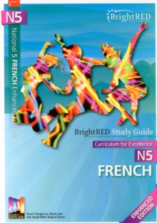 Brightred Study Guide N5 French, Paperback Book