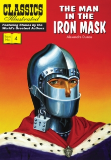 The Man in the Iron Mask, Paperback Book