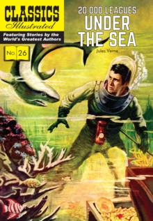 20,000 Leagues Under the Sea, Paperback