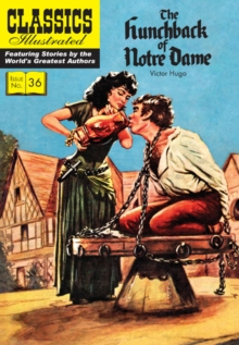 The Hunchback of Notre Dame, Paperback Book
