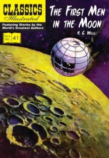 The First Men in the Moon, Paperback
