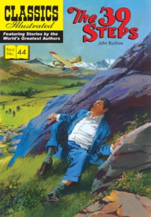 The 39 Steps, Paperback Book