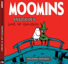 Moomins: Snufkin's Book of Thoughts, Hardback Book
