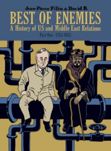 Best of Enemies, Hardback