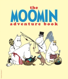 The Moomin Adventure Book, Paperback