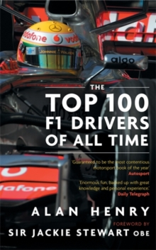 The Top 100 F1 Drivers of All Time, Paperback