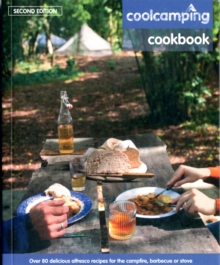 The Cool Camping Cookbook, Paperback