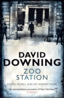 Zoo Station, Paperback Book