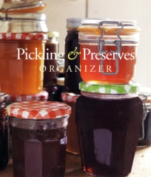 Pickling and Preserves Organizer, Mixed media product Book