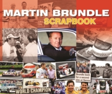 Martin Brundle Scrapbook, Hardback