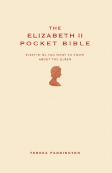 The Elizabeth II Pocket Bible, Hardback Book