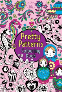 Pretty Patterns Colouring Book, Paperback