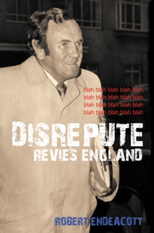 Disrepute: Revie's England, Paperback Book