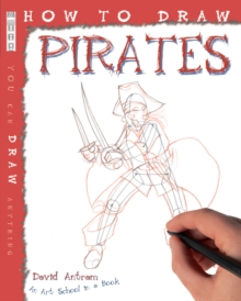 How to Draw Pirates, Paperback