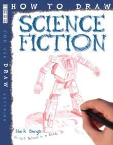 How to Draw Science Fiction, Paperback