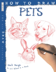 How to Draw Pets, Paperback