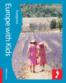 Europe Footprint with Kids, Paperback