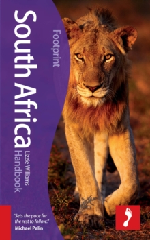 South Africa Footprint Handbook, Hardback