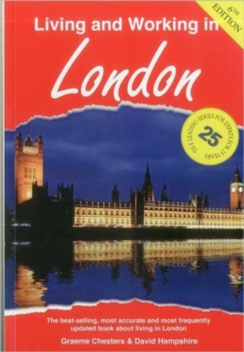 Living and Working in London, Paperback