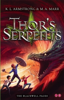 Thor's Serpents, Paperback Book