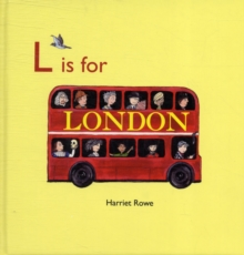 L is for London, Hardback Book
