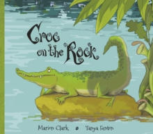 Croc On The Rock, Paperback