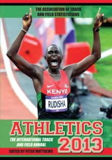 Athletics : The International Track and Field Annual, Paperback