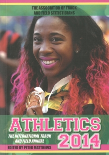 Athletics 2014, Paperback Book