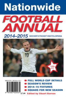 Nationwide Annual 2014-15 : Soccer's Pocket Encyclopedia, Paperback Book