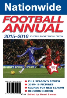 Nationwide Annual 2015-16 : Soccer's Pocket Encyclopedia, Paperback