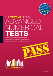 Advanced Numerical Reasoning Tests: Sample Test Questions and Answers, Paperback