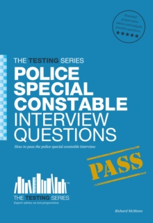 Police Special Constable Interview Questions and Answers, Paperback