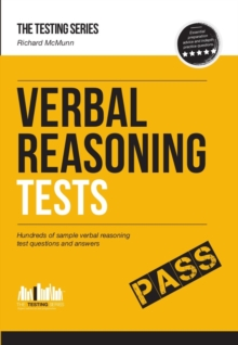 How to Pass Verbal Reasoning Tests, Paperback