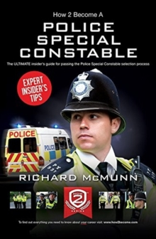 How to Become a Police Special Constable, Paperback