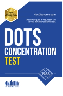 Group Bourdon Tests: Sample Test Questions for the Trainee Train Driver Selection Process : v. 1, Paperback