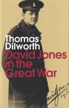 David Jones in the Great War, Hardback Book
