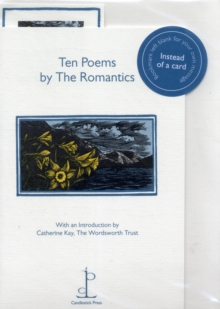 Ten Poems by the Romantics, Pamphlet