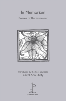 In Memoriam: Poems of Bereavement, Pamphlet