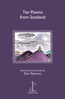 Ten Poems from Scotland, Pamphlet Book