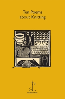 Ten Poems About Knitting, Pamphlet