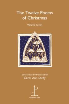 The Twelve Poems of Christmas : Volume 7 No.1, Paperback Book