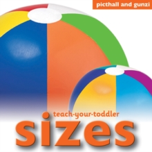 Teach-Your-Toddler Sizes, Board book