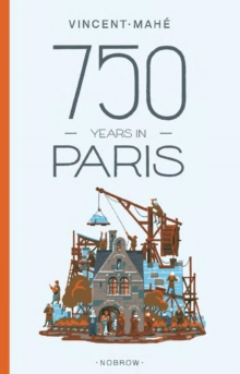 750 Years in Paris, Hardback