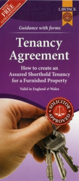 Furnished Tenancy Agreement Form Pack : How to Create an  Assured Shorthold Tenancy for a Furnished Property in England or Wales, Mixed media product