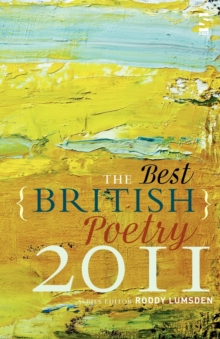 The Best British Poetry, Paperback